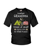 Camping Grandma Youth T-Shirt thumbnail