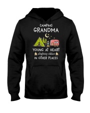 Camping Grandma Hooded Sweatshirt thumbnail