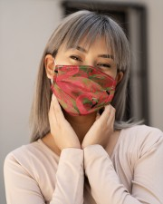 Flamingo Lover G82611 Cloth face mask aos-face-mask-lifestyle-17