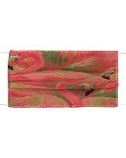 Flamingo Lover G82611 Cloth face mask front