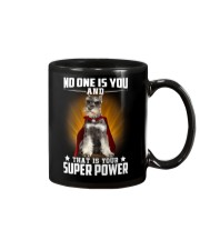 Miniature Schnauzer Super Power Mug thumbnail