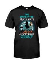 Shetland Sheepdog Fly By Night Classic T-Shirt thumbnail