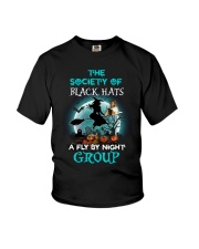 Shetland Sheepdog Fly By Night Youth T-Shirt thumbnail