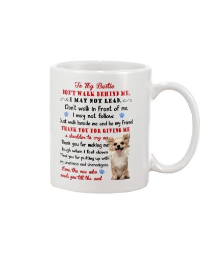 Dog - To my bestie - Chihuahua