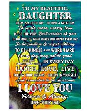 Family - Dad To My Daughter 11x17 Poster front