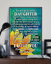 Family - Dad To My Daughter 11x17 Poster lifestyle-poster-2