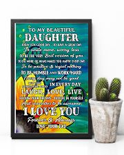 Family - Dad To My Daughter 11x17 Poster lifestyle-poster-8