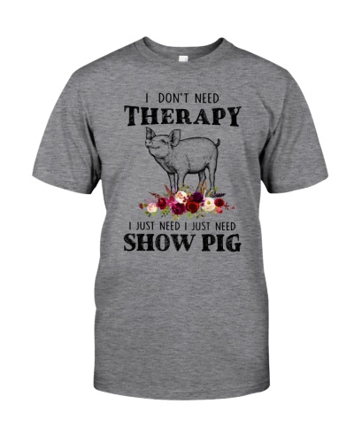 Pig Therapy