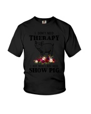 Pig Therapy Youth T-Shirt thumbnail