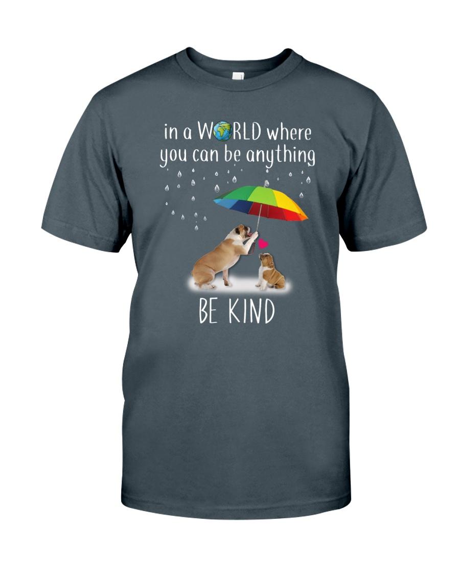 Bulldog World Classic T-Shirt