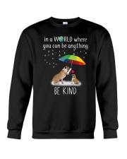 Bulldog World Crewneck Sweatshirt thumbnail