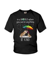 Bulldog World Youth T-Shirt thumbnail