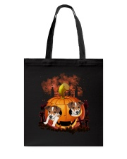 Halloween - Jack Russell Terrier Tote Bag thumbnail