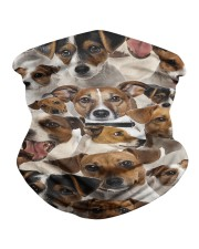 Jack Russell Terrier Awesome H27857 Neck Gaiter tile