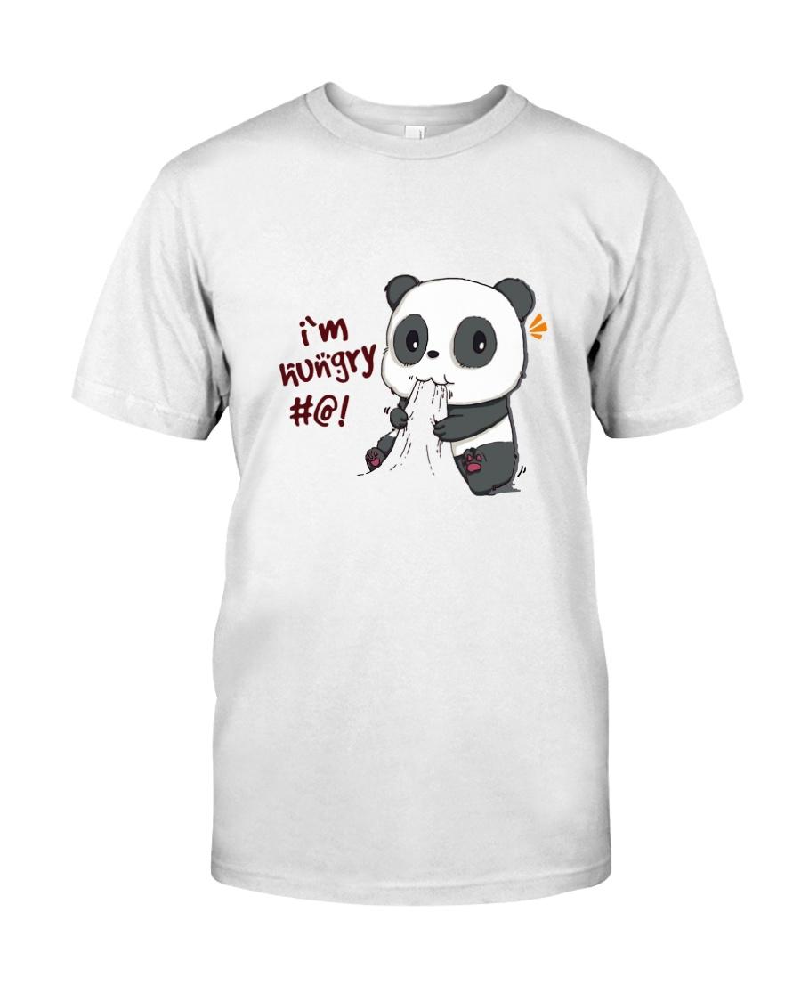 Panda Hungry Classic T-Shirt