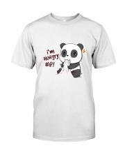Panda Hungry Classic T-Shirt front