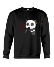Panda Hungry Crewneck Sweatshirt thumbnail