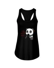 Panda Hungry Ladies Flowy Tank thumbnail