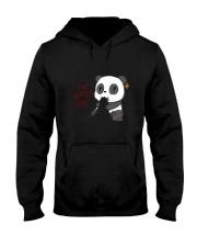 Panda Hungry Hooded Sweatshirt thumbnail