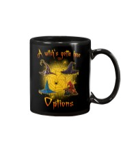Black cat - Options of a witch Mug thumbnail