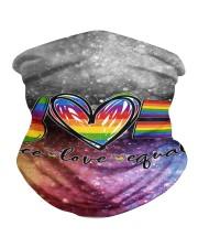 LGBT Peace Love T827 Neck Gaiter thumbnail