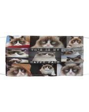 Grumpy Cat Face H28865 Cloth face mask front