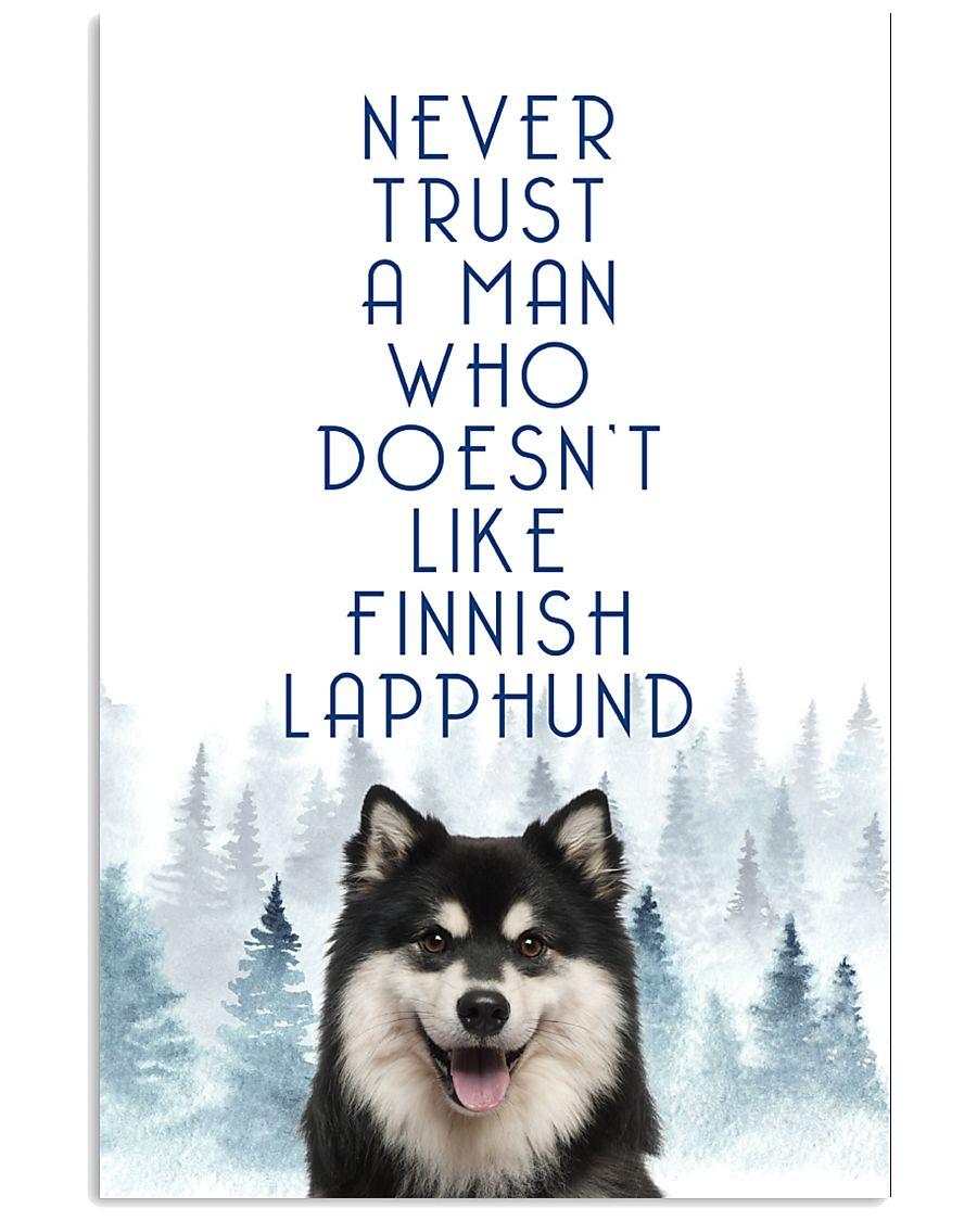 Finnish Lapphund 11x17 Poster