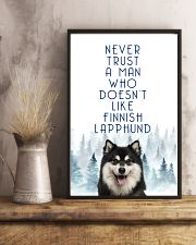 Finnish Lapphund 11x17 Poster lifestyle-poster-3