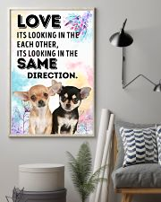 Chihuahua Same Direction 11x17 Poster lifestyle-poster-1