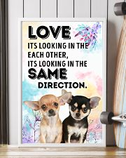 Chihuahua Same Direction 11x17 Poster lifestyle-poster-4