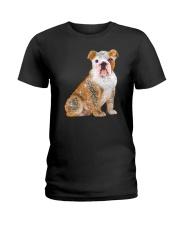 NYX - Bulldog Bling - 0703 Ladies T-Shirt thumbnail