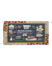 Baking Therapy T825 Cloth face mask front