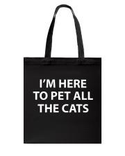 The Cats Tote Bag thumbnail