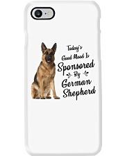 Sponsored By German Shepherd Phone Case thumbnail