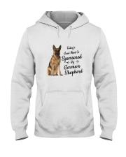 Sponsored By German Shepherd Hooded Sweatshirt thumbnail