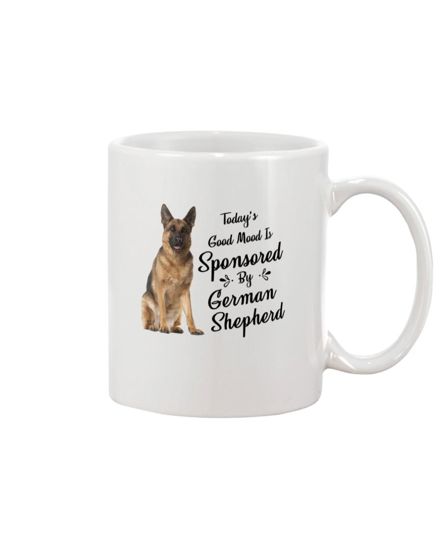 Sponsored By German Shepherd Mug