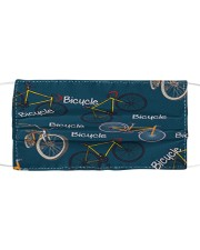 Awesome Bike G82429 Cloth face mask front