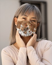 Awesome Jack Russell Terrier G82738 Cloth face mask aos-face-mask-lifestyle-17