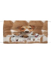 Awesome Jack Russell Terrier G82738 Cloth face mask front