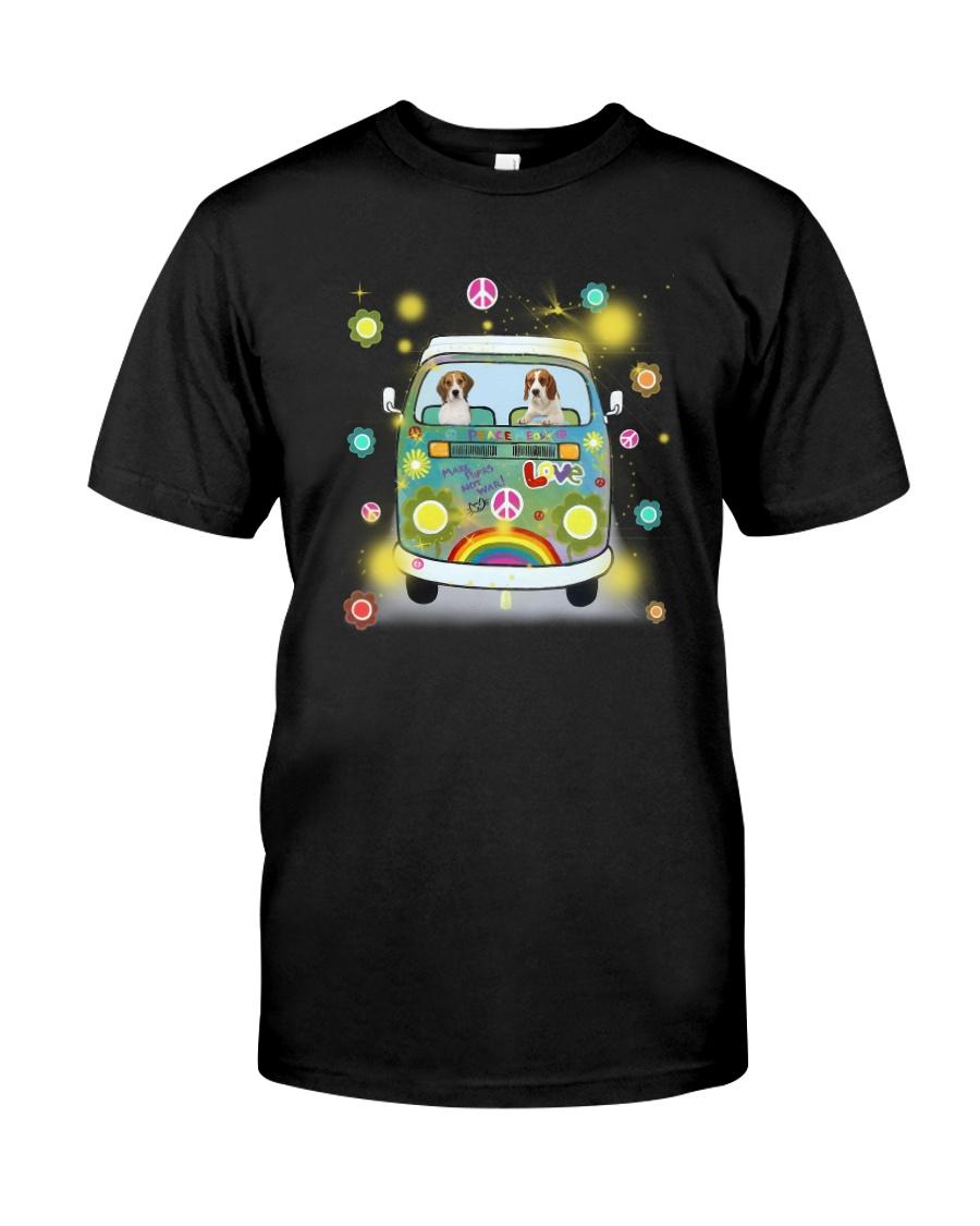 Beagle Peace Classic T-Shirt