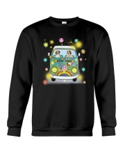 Beagle Peace Crewneck Sweatshirt thumbnail