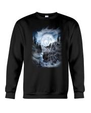 NYX - Alpha Wolf and Moon - 0904 Crewneck Sweatshirt thumbnail
