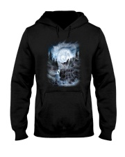 NYX - Alpha Wolf and Moon - 0904 Hooded Sweatshirt thumbnail