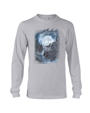 NYX - Alpha Wolf and Moon - 0904 Long Sleeve Tee thumbnail