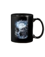 NYX - Alpha Wolf and Moon - 0904 Mug thumbnail