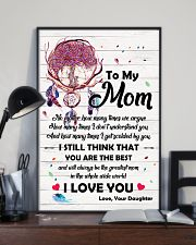 Family Momm You are The Best 11x17 Poster lifestyle-poster-2