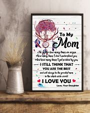 Family Momm You are The Best 11x17 Poster lifestyle-poster-3
