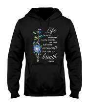 Family The moments take our breath away Hooded Sweatshirt thumbnail