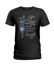 Family The moments take our breath away Ladies T-Shirt thumbnail