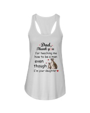 American Staffordshire Terrier Thank You Ladies Flowy Tank thumbnail